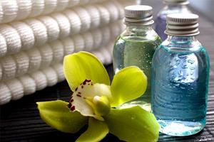 Relaxando com a Aromaterapia