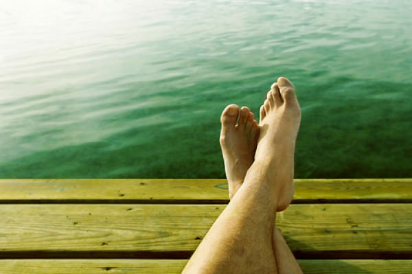 Tire férias das preocupações
