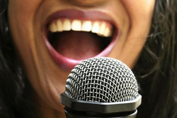 Sua voz, uma ponte para a harmonia