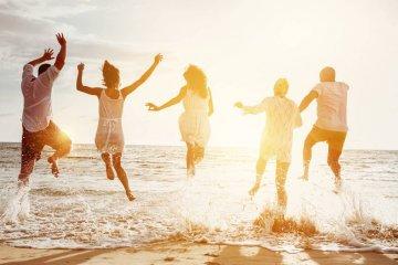 Amigos são nossa família do coração