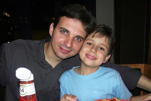 Um blog de pai para filho