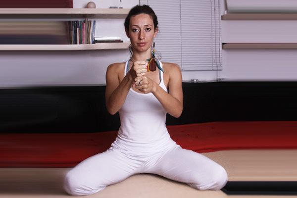 Posturas de Yoga para reduzir dores no corpo