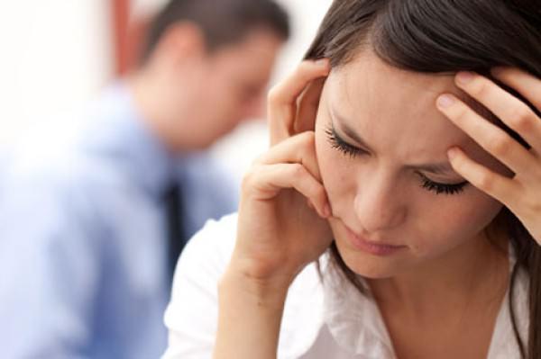 Ansiedade pode causar enxaqueca
