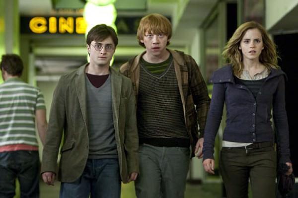 Tensão e aventura em Harry Potter