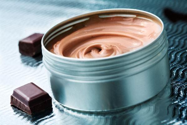 Cosméticos de chocolate: como usar