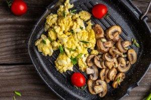 omelete-champignon
