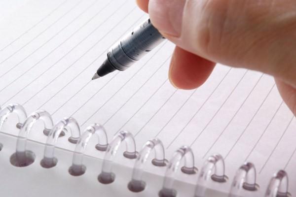 Escrever ajuda a lidar com emoções