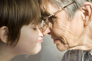 Avós modernas, sem perder a doçura