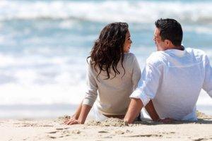 Relacionamentos e o céu do momento
