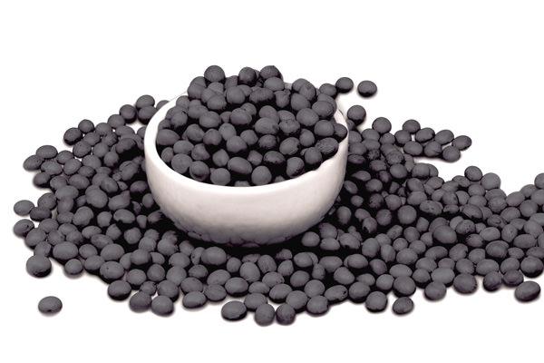 Soja preta contribui com a saúde