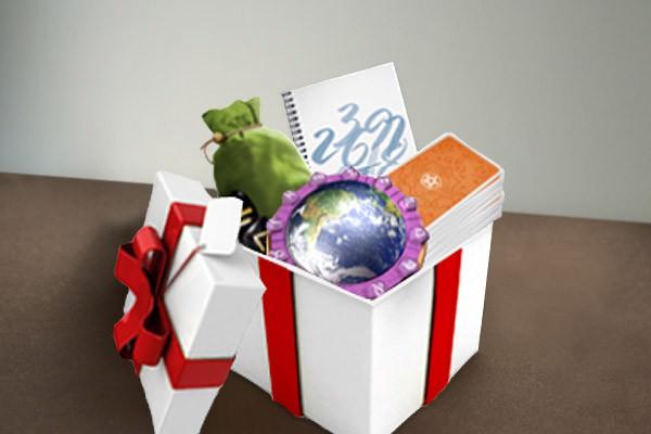 Presentes de Natal sob medida