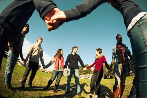 Por um mundo com mais paz e harmonia