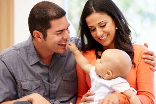 O que muda quando os filhos nascem?