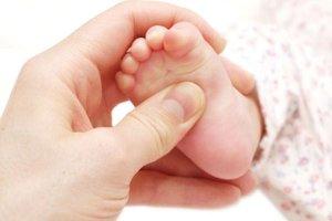 Do-In para bebês e crianças