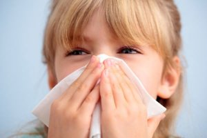 Proteja as crianças das doenças de inverno