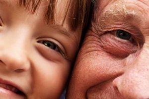 Hoje é dia de fazer um idoso feliz