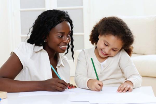 Incentive sua criança a superar as limitações