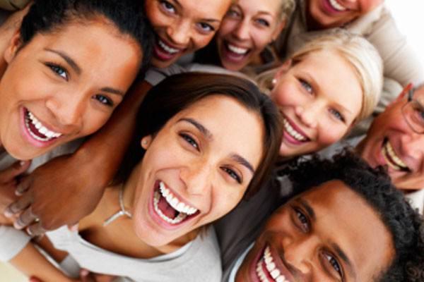 Aromaterapia a favor da alegria