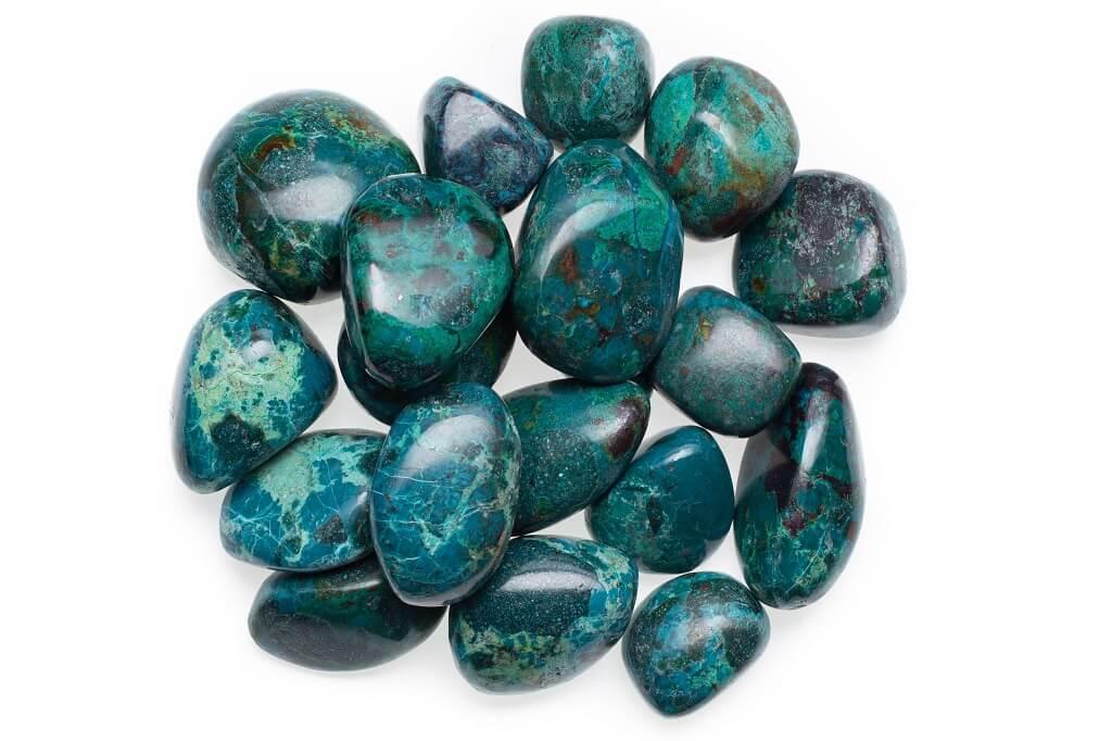 Pedra Turquesa: calma e bem-estar