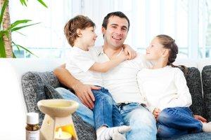 Dicas de aromas e cores para pais e filhos