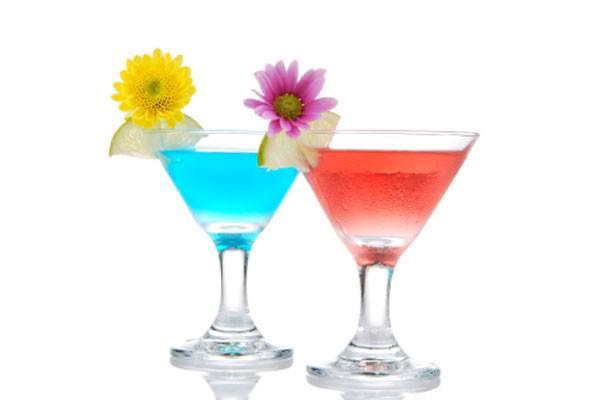 Bebidas saudáveis para a primavera