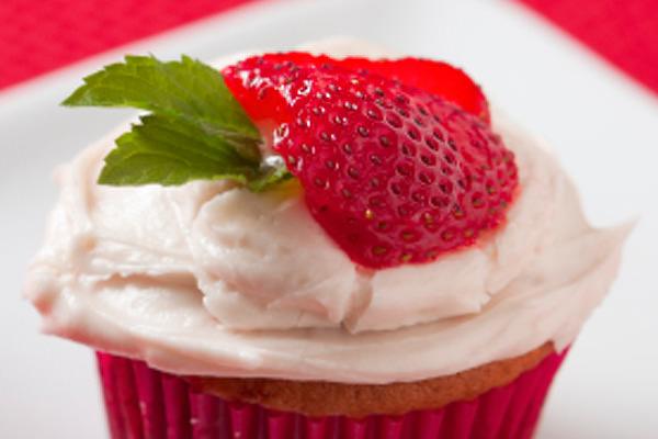 Receita de cupcake saudável