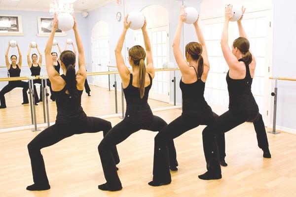 Xtend combina ballet e pilates