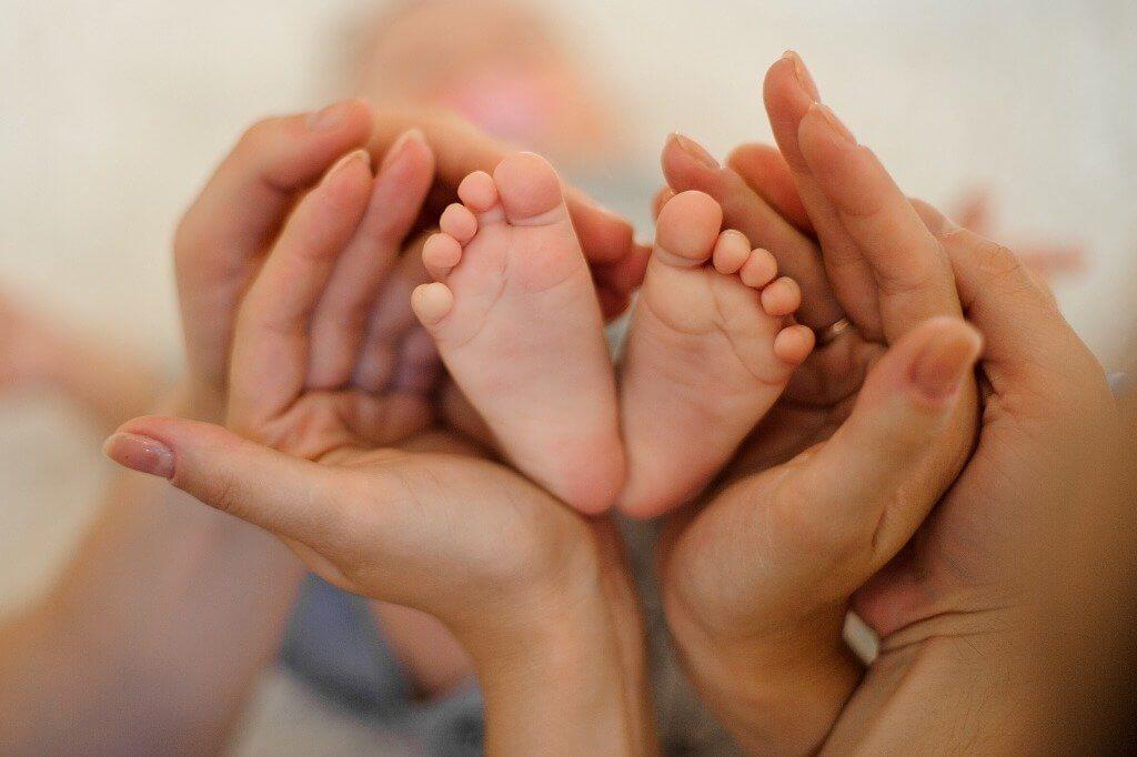 Chakra Cardíaco é estimulado pela maternidade