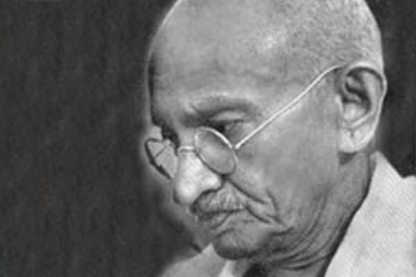 O exemplo deixado por Gandhi