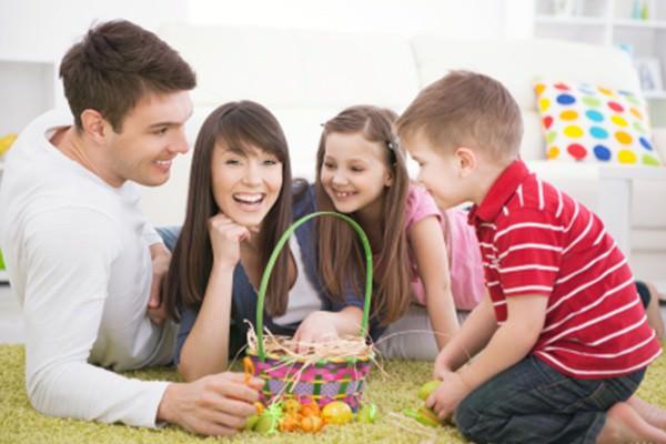 Dicas de brincadeiras para fazer com crianças na Páscoa