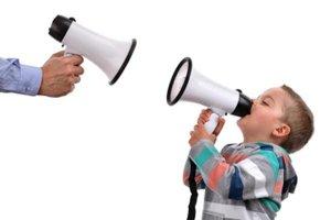 Crianças e o cuidado com exageros