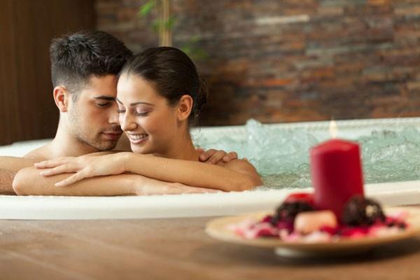 Aromaterapia para esquentar a relação