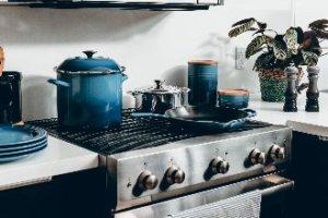 fogão feng shui cozinha