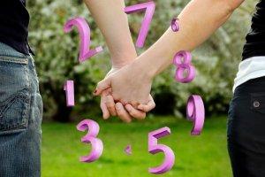 Combinação da Numerologia do casal