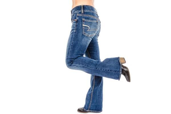 O jeans certo para seu tipo de corpo