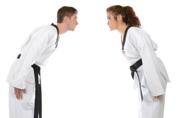 Artes marciais ensinam importância dos adversários