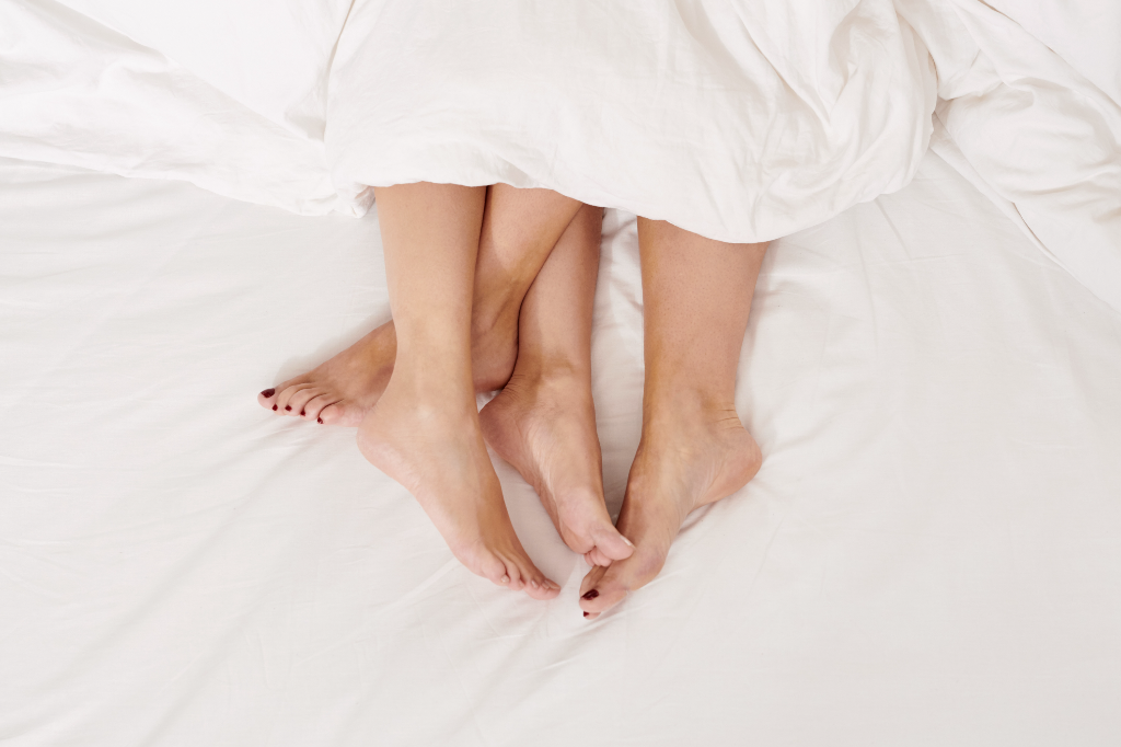 Cores e óleos essenciais para apimentar o relacionamento
