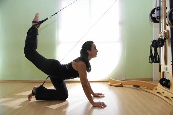 Gyrotonic: método para se exercitar e ir além