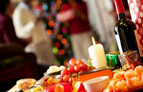 Substituições saudáveis para a ceia de Natal