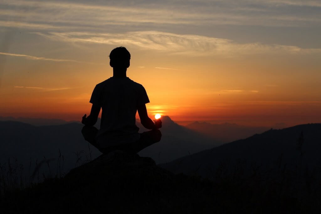 Meditação para momentos de ansiedade