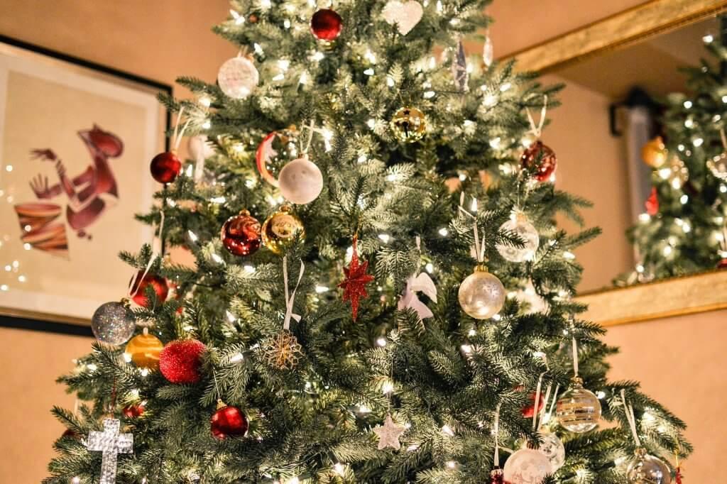 Decoração de Natal e Ano Novo