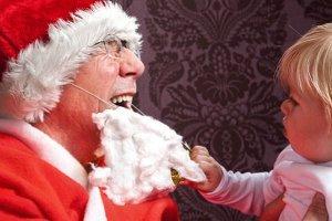 Devo contar sobre Papai Noel?
