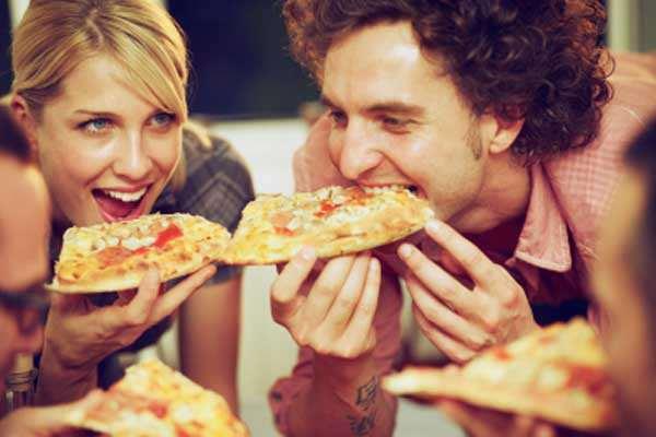Pizza pode oferecer nutrição emocional