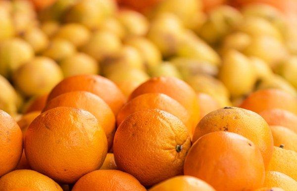Alimentos na cor laranja colecionam benefícios