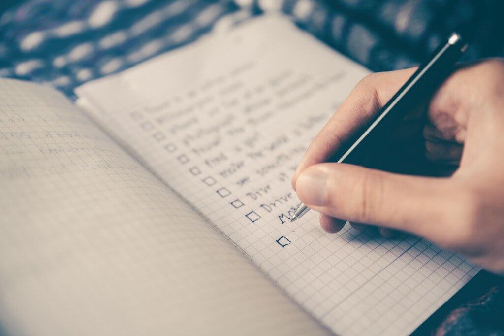 Seis dicas para organizar a vida pessoal