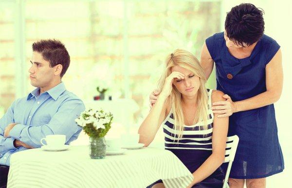 A interferência da família no relacionamento