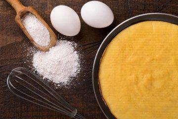 Receita de Crepioca: mais proteínas e saciedade