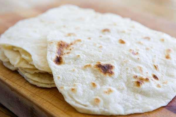 Receita de tortilhas de amaranto
