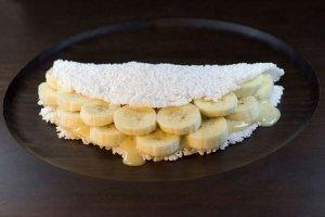 Receita saudável de tapioca tradicional