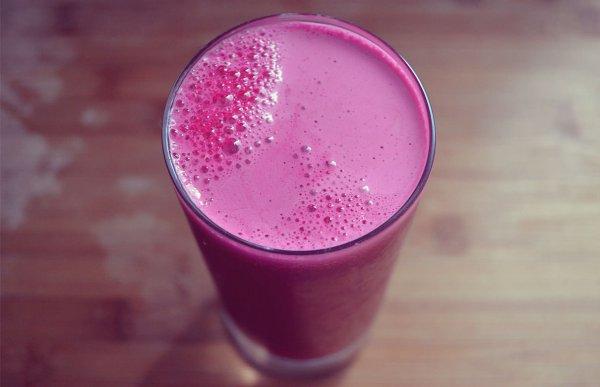 Suco vermelho anti-hipertensão